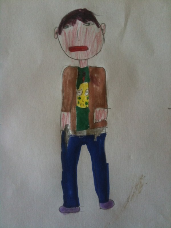 Lucy Jones, Age 9 - Bedfordshire, UK